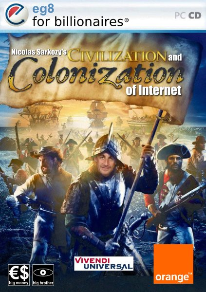 Colonisation d'internet
