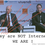 They are NOT the Internet. We are!